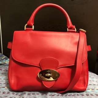 Mulberry Primrose Bag