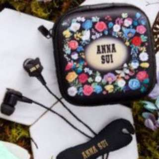 Anna Sui Earphone 耳機