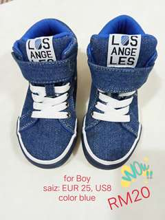 Shoe for boy