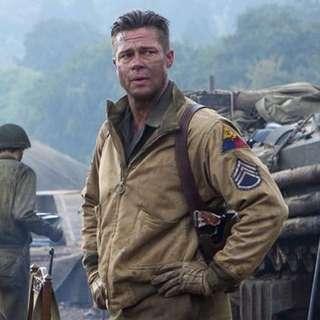 Buzz Rickson tanker jacket (Fury)
