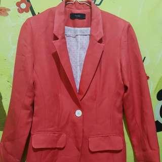 HOSC blazer pink