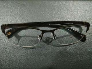 Transition Glasses/Lens Pure Titanium Frame (Senbon; Lightweight)