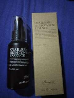 Benton Snail bee hight content essence