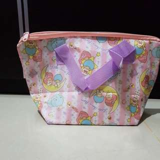 Little twin star lunch bag