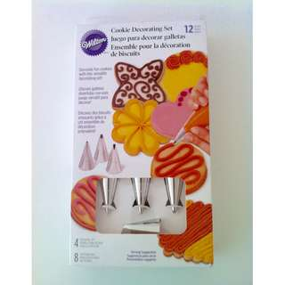 SKU#L00347	Cookies Decorating Set of 12