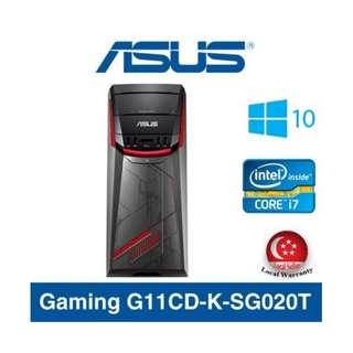 ASUS G11CD-K-SG020T ROG DESKTOP