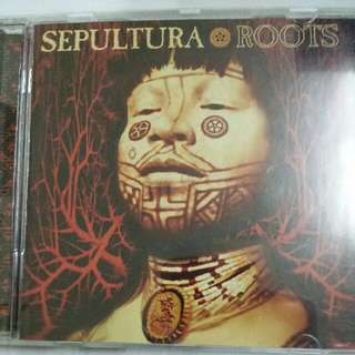 Music CD (Metal): Sepultura ‎– Roots