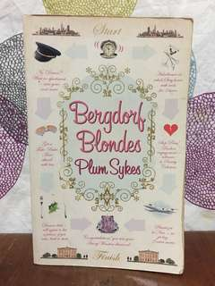 Bergdorf Blondes by Plum Skyes