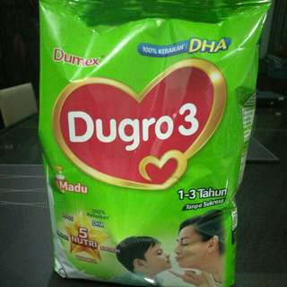 Dugro 3 for age 1-3