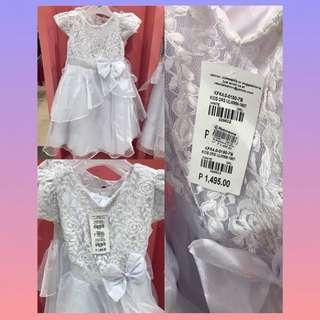 White Communiom Dress