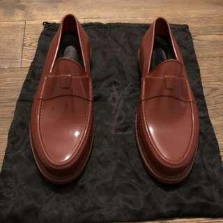 YSL rain lofa shoes
