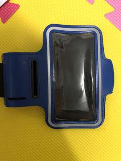 iPhone running arm band