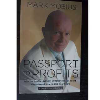 Mark Mobius - Passport to Profits