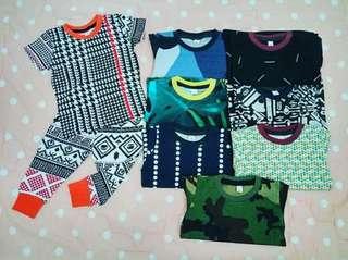 Pyjamas (Baju Kembar) (Baju kanak-kanak)