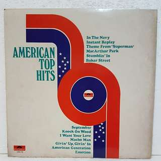 American Top Hits '79 vinyl record