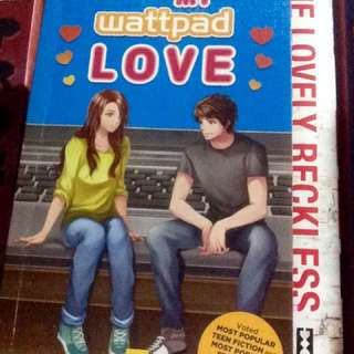 Pre-loved My Wattpad Love