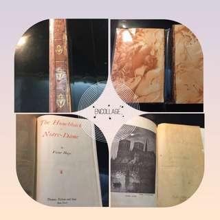 5本1950年之前的舊書可供店舖裝飾或家庭擺設