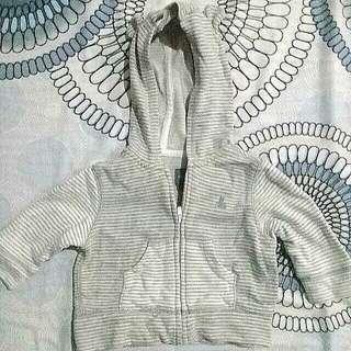 Baby gap hood jacket