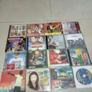 經典集CD大特價(全部共$75)