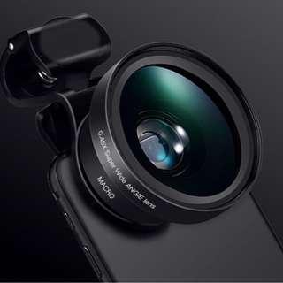 🚚 高清三合一(廣角.微距.魚眼)手機鏡頭(經典款)