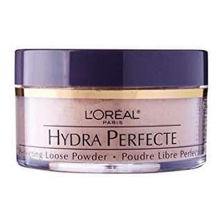 L'Oréal Hydra Perfecte Loose Powder