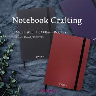 Notebook Crafting Class