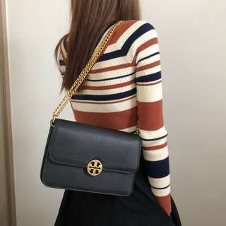 Tory burch🎀CHELSEA CONVERTIBLE SHOULDER BAG