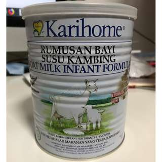 Karihome (0-6 months)