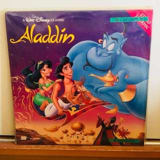 LD Movie (Cartoon) | Aladdin