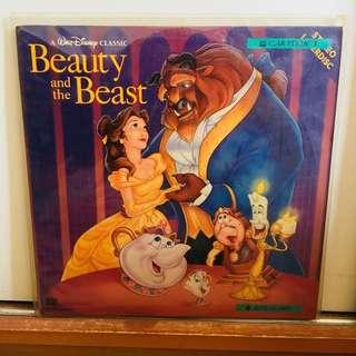 LD Movie (Cartoon)   Beauty & the Beast