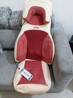 按摩坐墊+ 減肥搖搖機