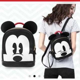 Mickey Mouse Backpack Disney store exclusive