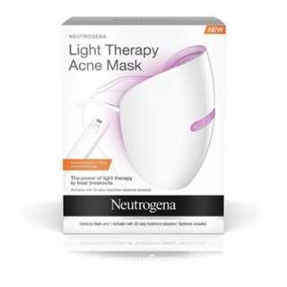 BN Neutrogena Light Therapy Acne Mask