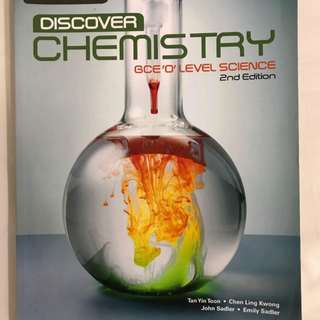 Discover Chemistry 2nd Edition
