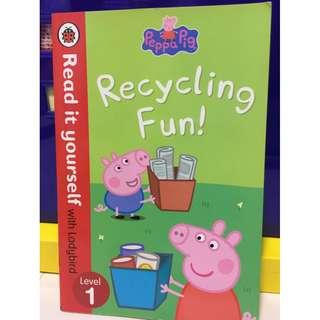 Peppa Pig : Recycling Fun