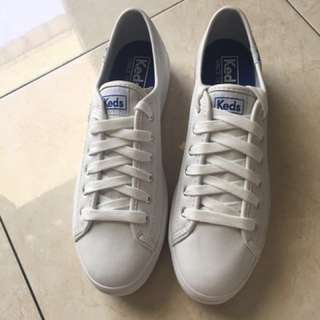 NEW‼️ Keds Triple Kick Leather
