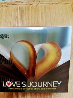Love's journey (set of 5 CDs)