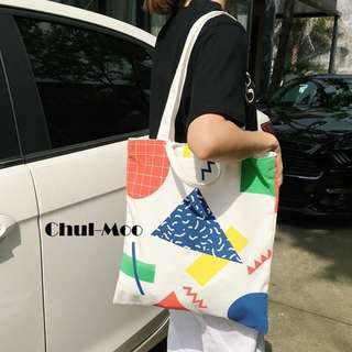 Chul-Moo Canvas Tote Bag