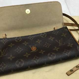 100% genuine LV sling bag