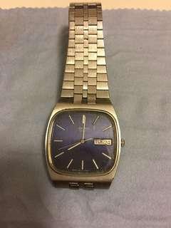 Seiko 精工石英手錶