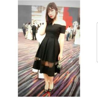 Black dress Nyla