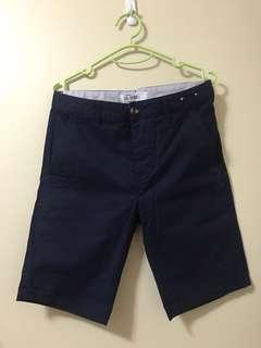 TOPMAN Stretch Skinny Shorts