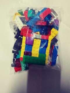 A bag of lego