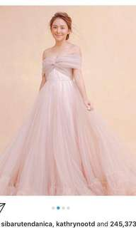 For rent: Kath B inspired gown perf for prom!
