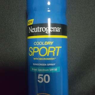 Neutrogena Sport