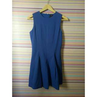 Dress cobalt blue
