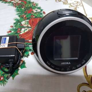 Akira Radio & speaker