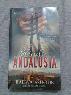 NOVEL : RINDU ANDALUSIA