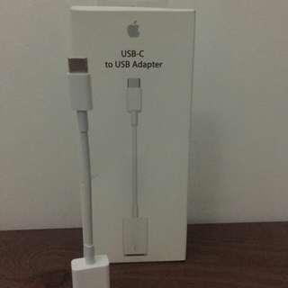 Apple USB Adaptor