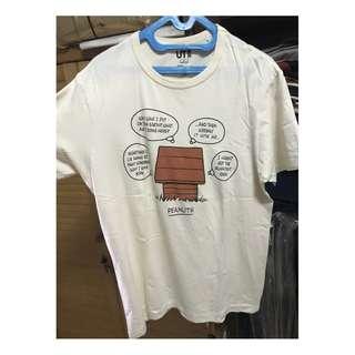 Uniqlo Peanuts Tshirt